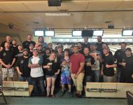 2018 Bowling Party
